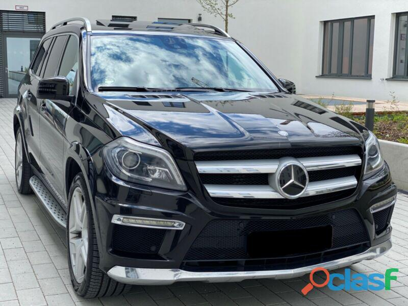 Mercedes Benz GL 350 BlueTEC 4Matic 7G TRONIC Design AMG Paket 4
