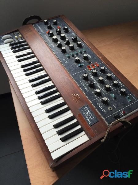 Moog Minimoog originale modello D