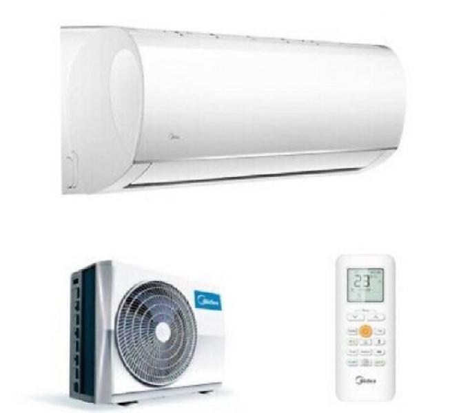 Climatizzatore midea smart 9000 inverter r-32 a++ nuovo