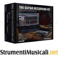 Steinberg the guitar recording kit