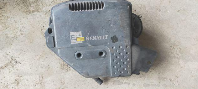Scatola filtro aria renault