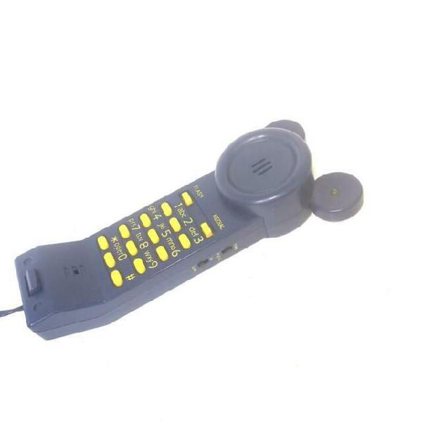 Telefono vintage topolino colore blu