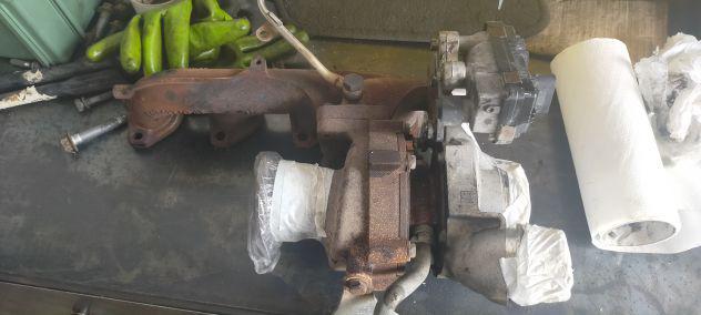 Turbo compressore bmw serie 1