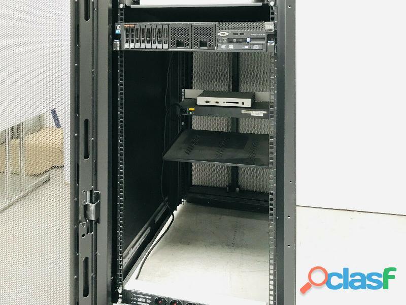 Armadio rack usato 58 x 106 H 198 cm 2
