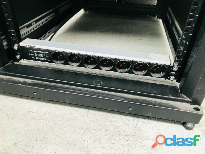 Armadio rack usato 58 x 106 H 198 cm 3