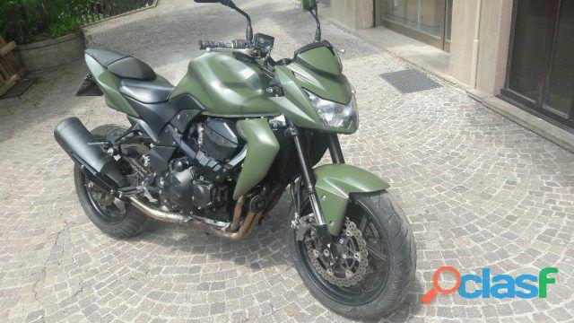 Kawasaki z750 verde