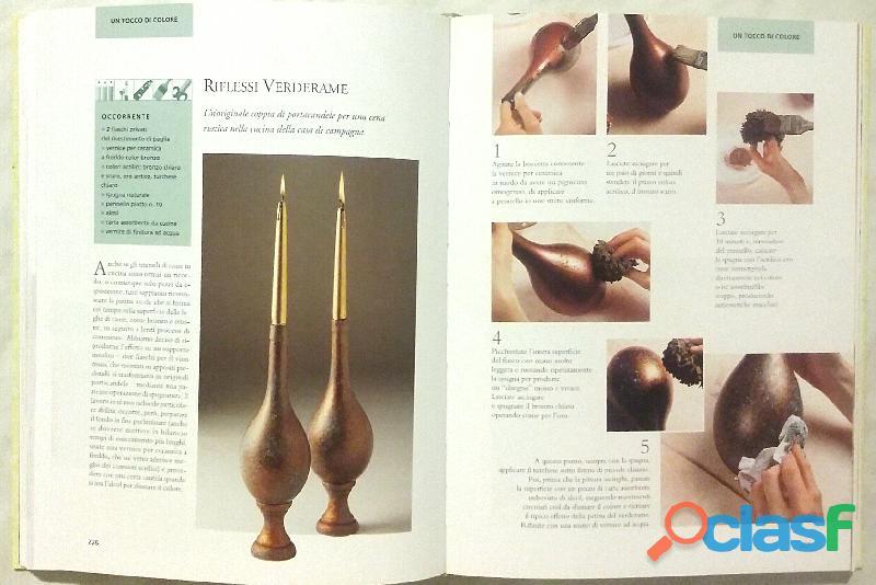 VOGLIA DI CREARE JOCELYN KERR HOLDING+COFANETTO EDITORIALE DE AGOSTINI 2000 NUOVO 6