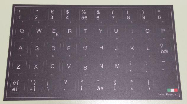Adesivi tastiera specifici per hp elitebook it