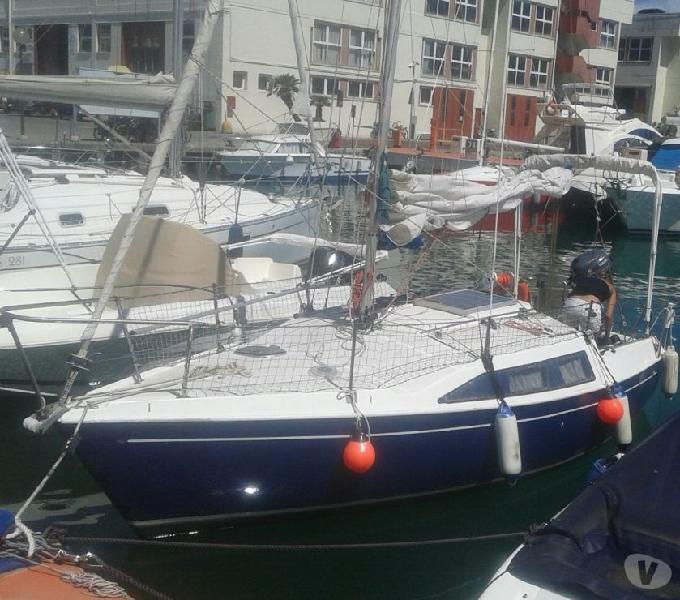Barca a vela 5,5 mt alpa 19