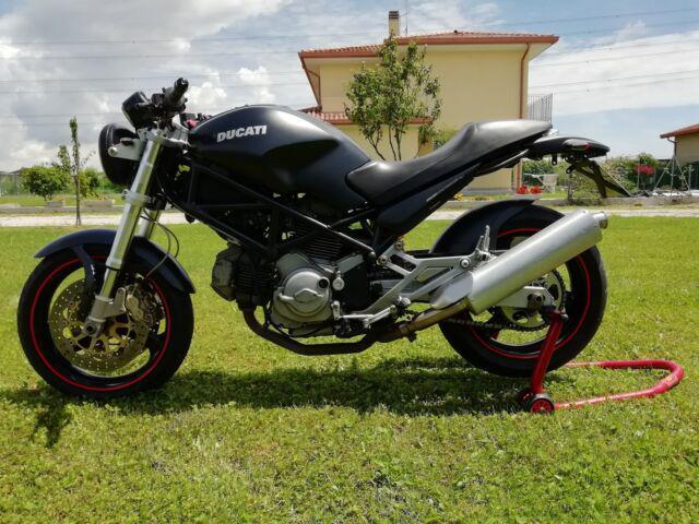 Ducati monster 620 dark i.e 2004