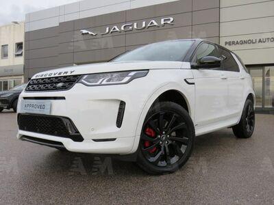 Land rover discovery sport 2.0 td4 180 cv awd auto r-dynamic