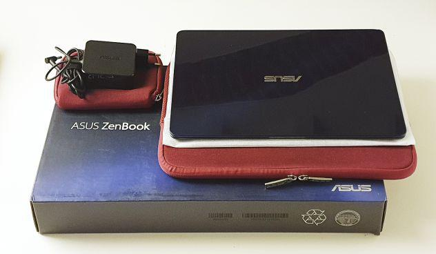 Notebook asus zenbook ux430un display 14 anti-glare