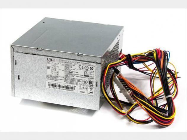 Pe-5221-01ab liteon 220w 24pin atx power supply usato