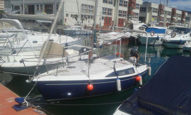 Barca a vela 5,5mt alpa 19