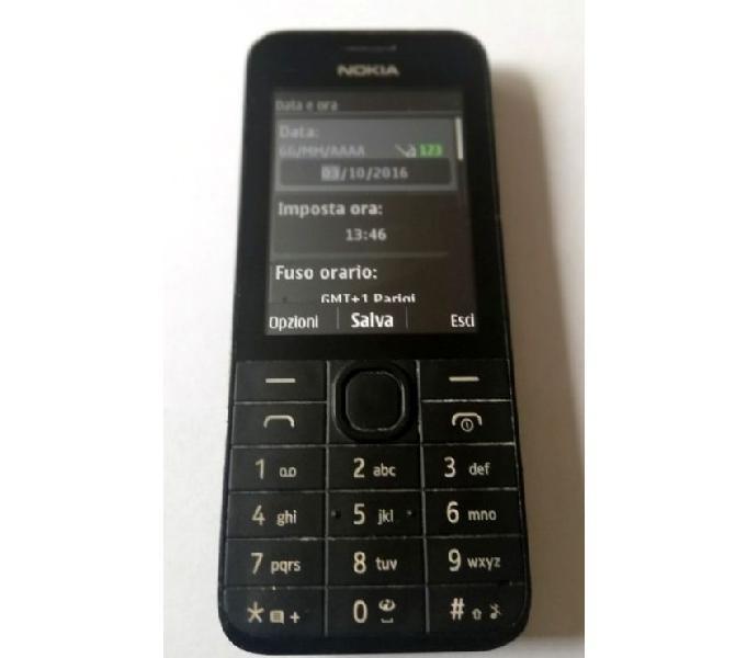 Telefono cellulare nokia 208.1 per ricambi