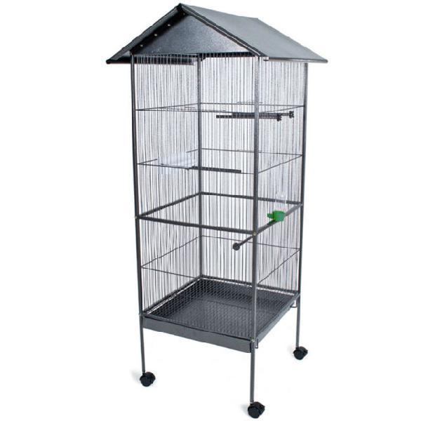Uccelli voliera gabbia casetta animali pappagallo 146cm