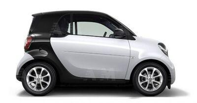 Smart fortwo 70 1.0 youngster usata a caselle torinese -