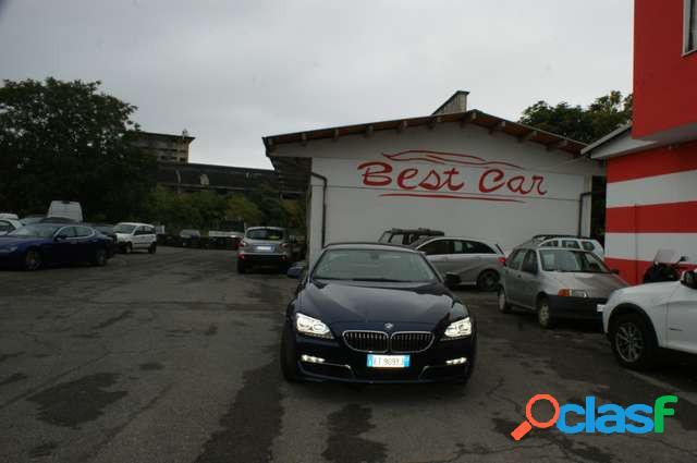 Bmw serie 6 coupè diesel in vendita a tortona (alessandria)