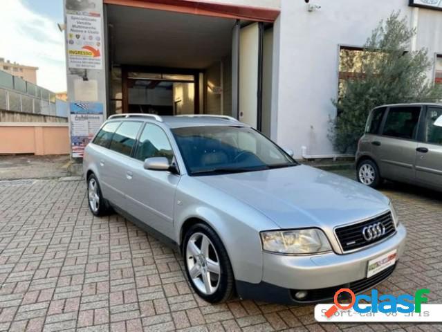 Audi a6 avant in vendita a saronno (varese)