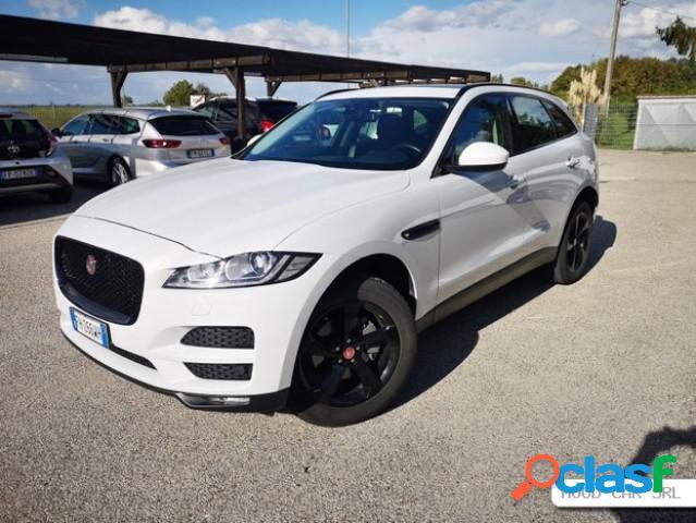 Jaguar f-pace diesel in vendita a sant'agostino (ferrara)