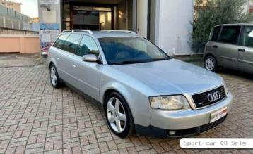 Audi a6 2500 tdi 4x4
