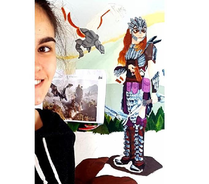 Corso di manga, anime e personaggi videogiochi flaminio roma