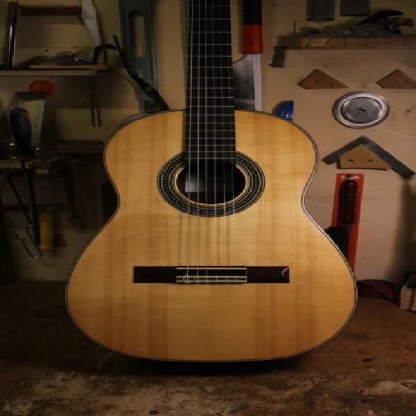 Chitarra classica di liuteria diapason 61cm