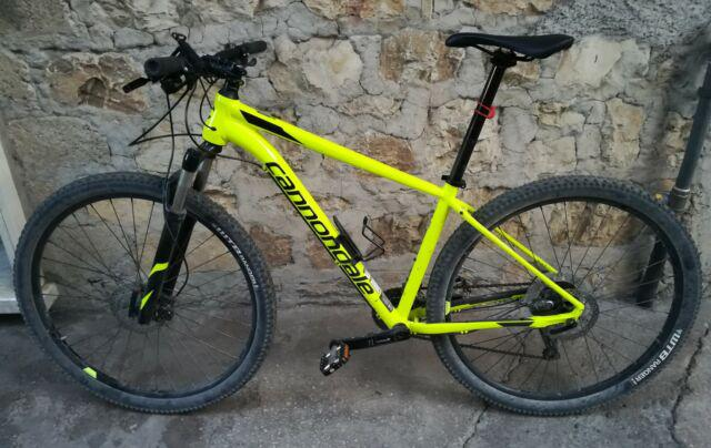 Mtb cannondale trail four taglia m
