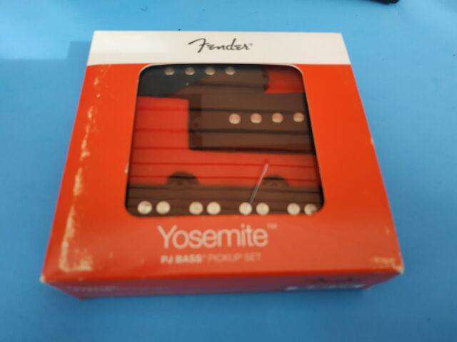 Set pick-up per basso fender yosemite pj