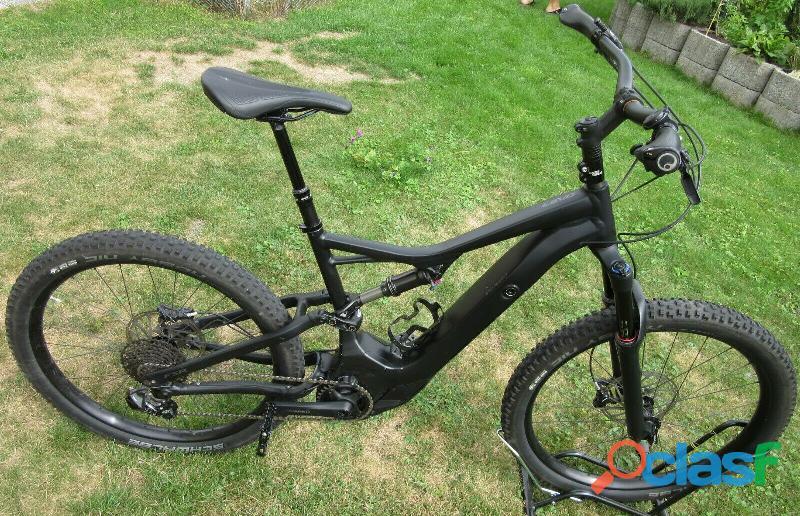Bicicletta specialized turbo levo fsr taglia l
