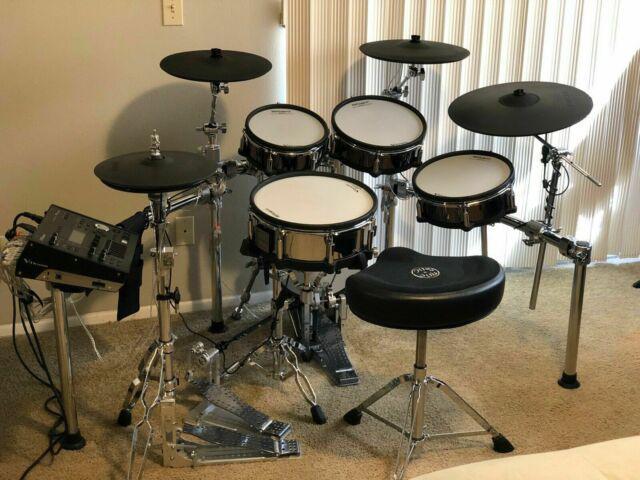 Batteria roland v-drums td50kv