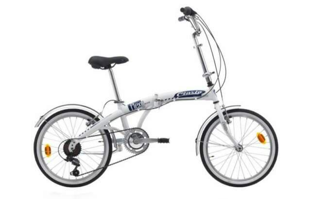 Bici 20 pieghevole cinzia flexy nuove