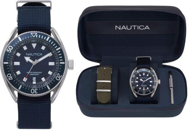 Nautica mod. portofino special pack + extra strap