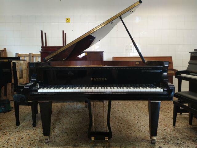 Pianoforte pleyel f170 a coda trasporto e accordatura