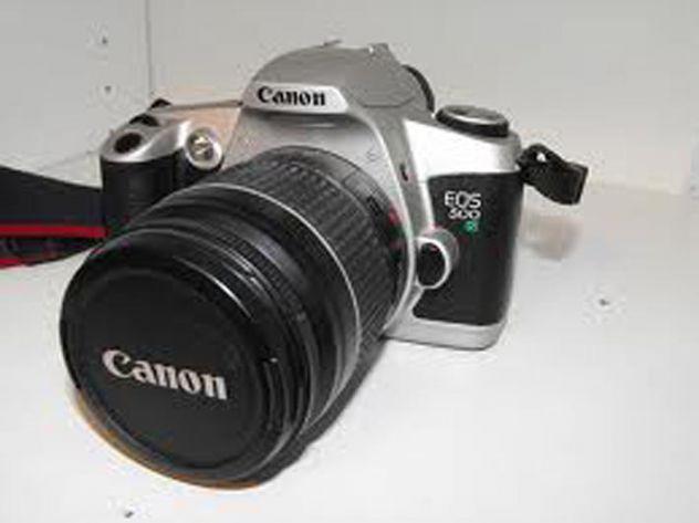 Canon eos 500n reflex 35mm
