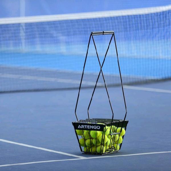 Cesto porta palline da tennis. artengo.