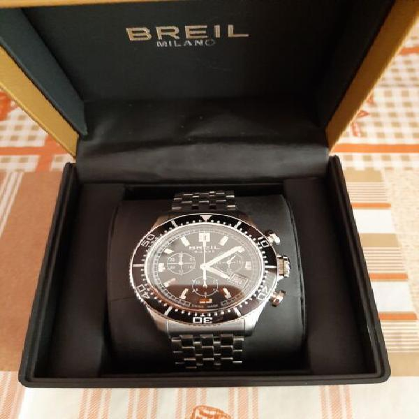 Fantastico orologio breil acciaio
