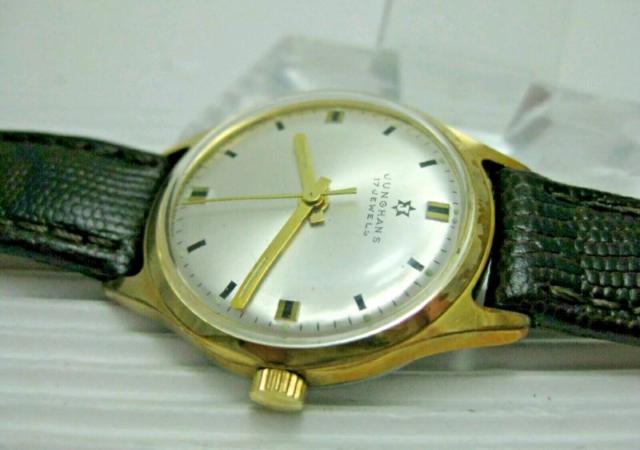 Orologio junghans anni 70