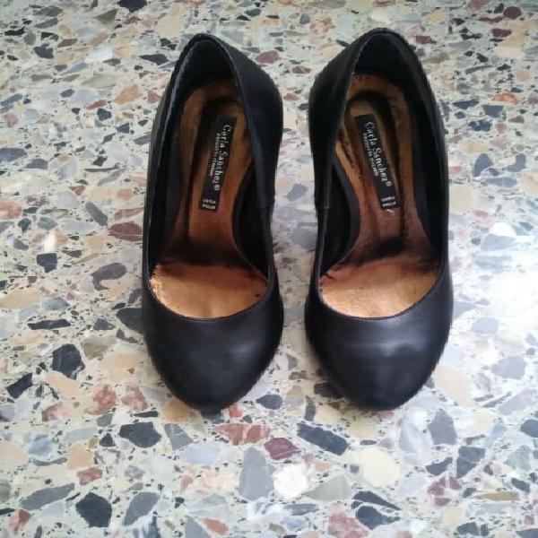 Scarpe décolleté donna nere