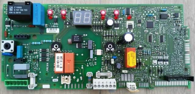 Scheda elettronica ricambio caldaia junkers zwc28-1mf2a