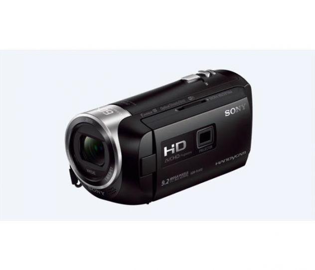 Video camera sony hdr pj410 con proiettore integrato