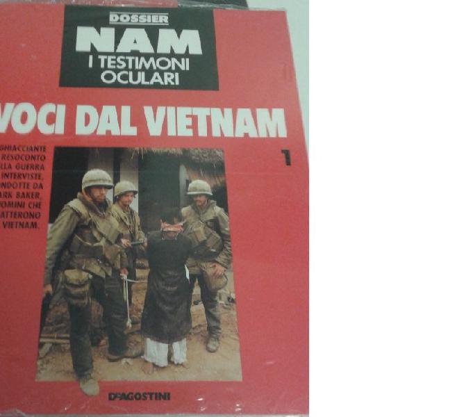 "Enciclopedia ""nam"" editore de agostini anno 1988"