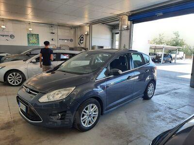 Ford c-max 2.0 tdci 115cv powershift titanium usata a casei