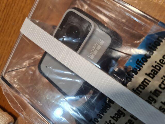 Gopro hero7 white action cam full hd 4k imballata nuova
