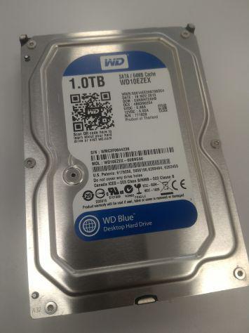 "Hard disk interno sata 3,5"" 1 tb western digital"