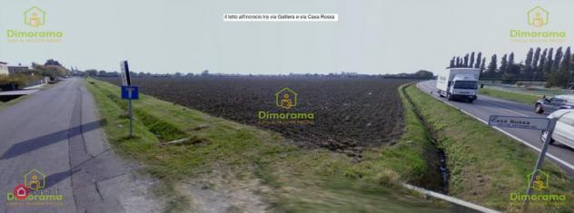 Terreno edificabile di 49504mq in via galliera, 12 -