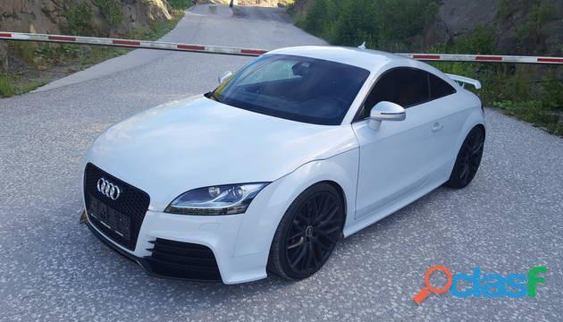 Audi TT RS 2.5 TFSI Quattro