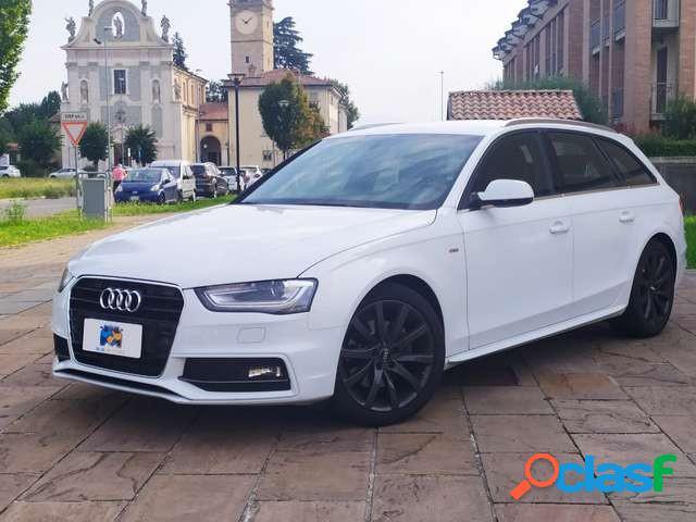 Audi a4 diesel in vendita a treviolo (bergamo)