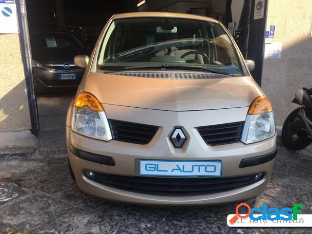 Renault modus diesel in vendita a motta s. anastasia (catania)