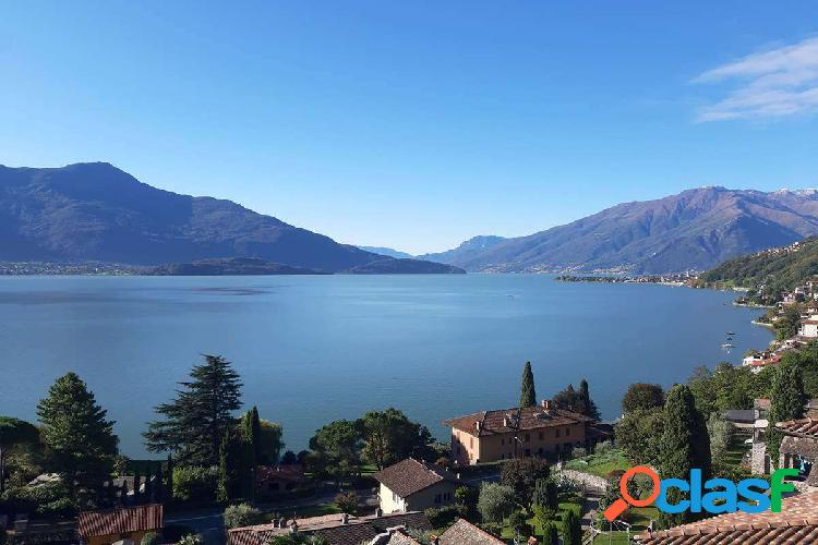Appartamento con vista lago spettacolare